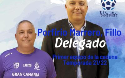Fillo se incorpora al cuerpo técnico del Gran Canaria Teldeportivo