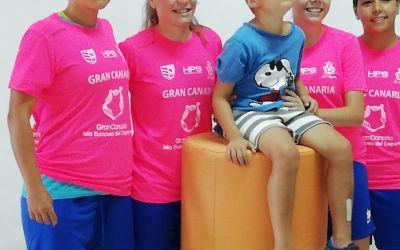 Gran Canaria Teldeportivo con ADISSUR