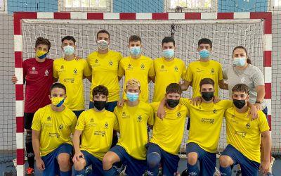El juvenil del Gran Canaria Teldeportivo debuta con tablas